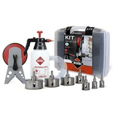 Rubi Easy Gres Diamond Drill Bits Kit
