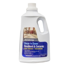 Armstrong Once N Done Floor Cleaner Concentrate