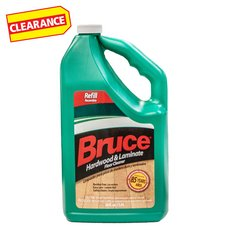 Clearance! Bruce Hardwood and Laminate Floor Cleaner Refill