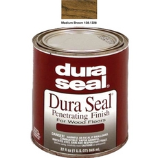Duraseal Medium Brown Penetrating Finish