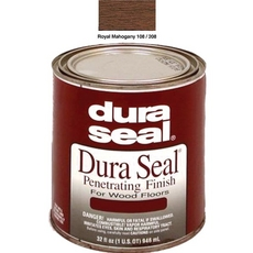Duraseal Royal Mahogany Penetrating Finish