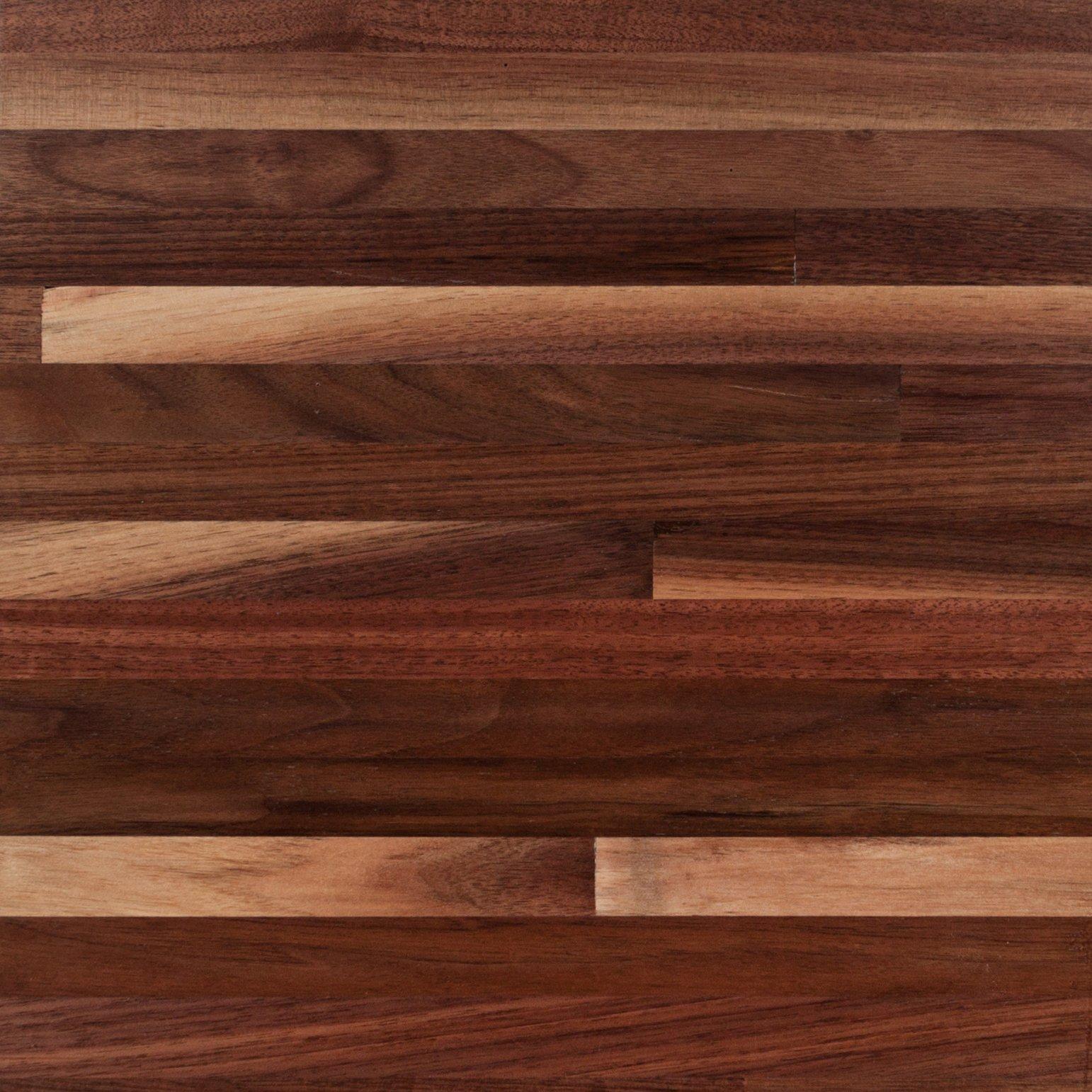American Walnut Butcher Block Countertop 12ft.   144in. X 25in.   100020684    Floor And Decor