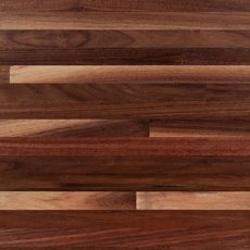 American Walnut Butcher Block Countertop 12ft.