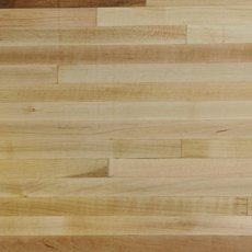 American Maple Butcher Block Backsplash 8ft.