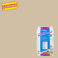 Clearance! Mapei 06 Harvest KeraColor Sanded Grout