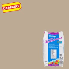 Clearance! Mapei 44 Pale Umber KeraColor Sanded Grout