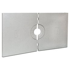 Schluter-Kerdi-Shower-ST Shower Tray for use with Kerdi-Drain