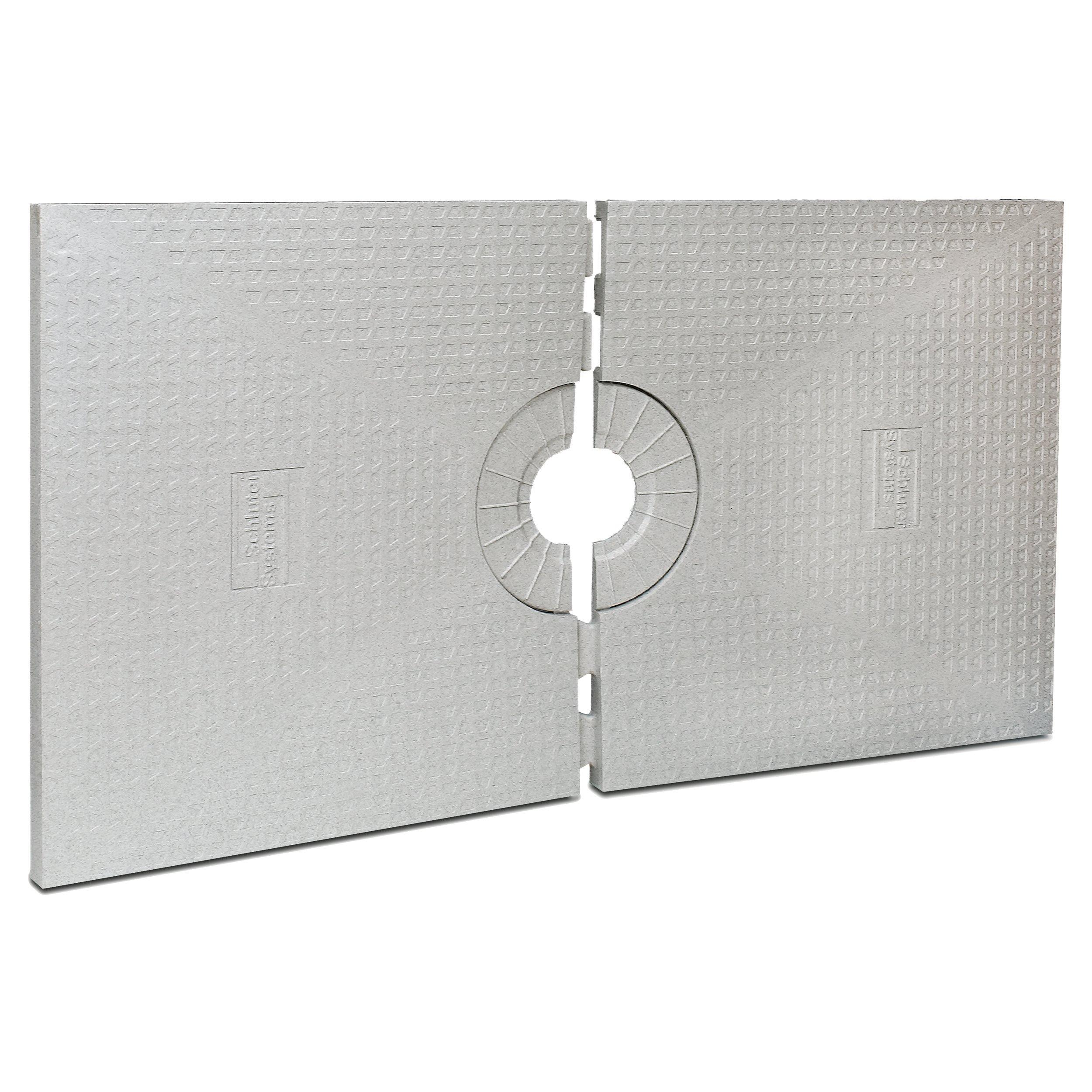 Schluter Kerdi Shower ST Shower Tray For Use With Kerdi Drain