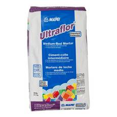 Mapei UltraFlor White Mortar