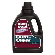 Duraseal Dura Clear Satin Waterbased Clear Finish