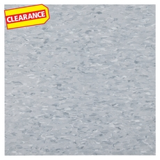 Clearance! Imperial Texture Blue Gray Vinyl Composition Tile (VCT) 51903