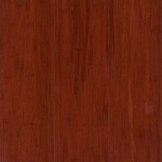 EcoForest Cherry Locking Solid Stranded Bamboo