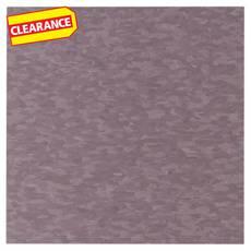 Clearance! Dusty Plum Vinyl Composition Tile - VCT