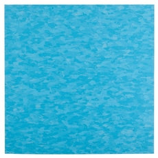Bikini Blue Vinyl Composition Tile 57512