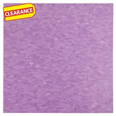 Clearance! Vicious Violet Vinyl Composition Tile - VCT - 57513