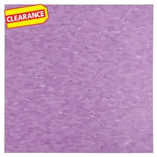 Clearance! Vicious Violet Vinyl Composition Tile - VCT - 57513
