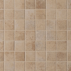 Light Brown Porcelain Mosaic