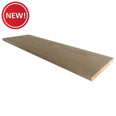 New! Oak Solid Stair Tread