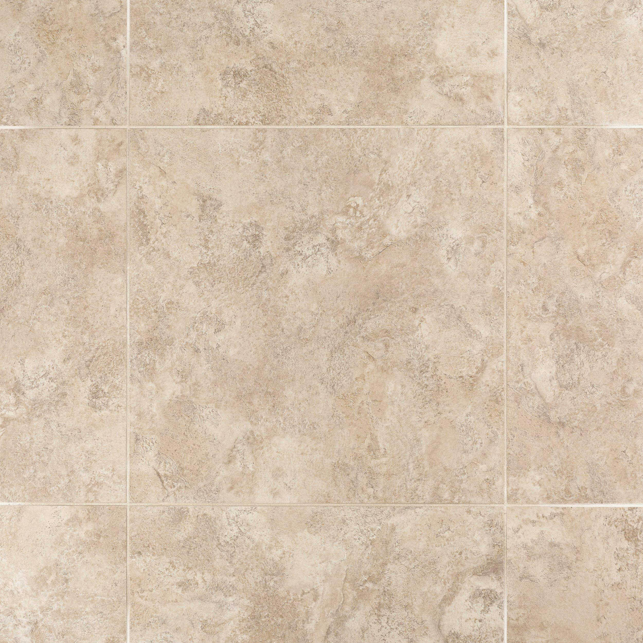 Lystra Almond Porcelain Tile - 13 x 13 - 100053636 | Floor and Decor