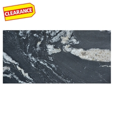 Clearance! Nero Athens Polished Granite Tile