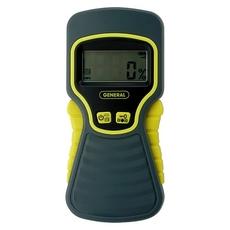 General Tools Moisture Meter Pinless LCD