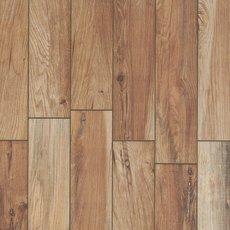 Tahoe Ocre Wood Plank Porcelain Tile