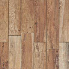 Birch Forest Noce Wood Plank Porcelain Tile 6 X 36