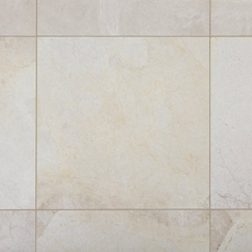 Snow White Classic Marble Tile