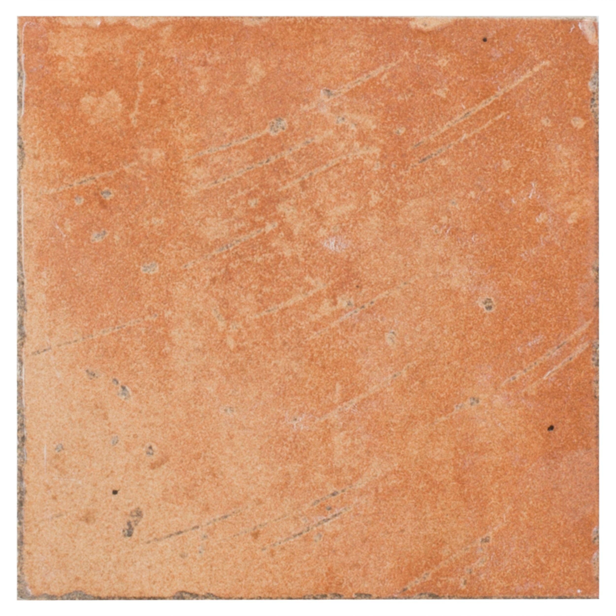 Redpink tile floor decor quintana spada red porcelain tile dailygadgetfo Image collections