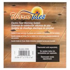 EasyHeat Warm Tiles 120V Mat Kit 33.33ft