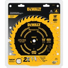 DeWalt 40 Tooth Precision Trim Blade