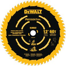 DeWalt 60 Tooth Precision Trim Blade