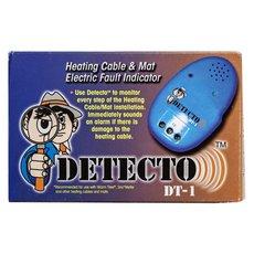 EasyHeat Warm Tiles Detecto Cable Monitor