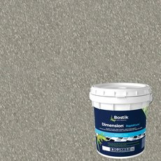 Bostik Dimension Silver Pre-Mixed Glass-Filled Grout