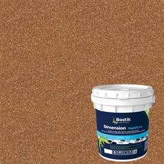 Bostik Dimension Copper Pre-Mixed Glass-Filled Grout