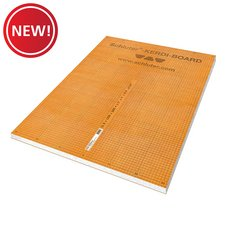 New! Schluter-Kerdi-BOARD PANEL 5/8 x 48in. x 96in.