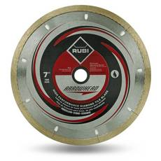 Rubi 7in. Arrowhead Diamond Blade
