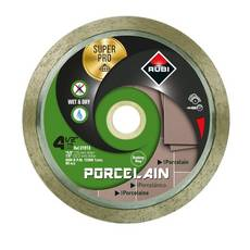 Rubi 4.5in. Porcelain Diamond Blade
