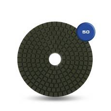Rubi Wet Resin 50 Grit Polishing Pad