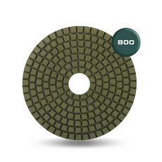 Rubi Wet Resin 800 Grit Polishing Pad