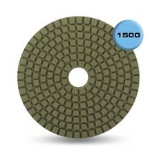 Rubi Wet Resin 1500 Grit Polishing Pad