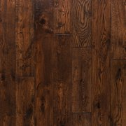 Richmond Oak Hand Scraped Solid Hardwood