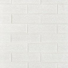 Ivory Glass Tile - 3 x 9 - 100086313 | Floor and Decor