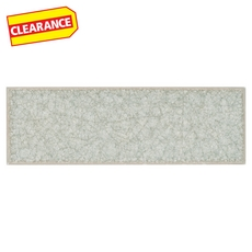 Clearance! Thyme Crackle Glass Tile