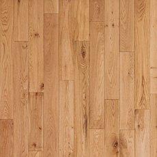 Natural Oak Smooth Solid Hardwood