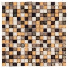 Auburn Fields Glass Mosaic