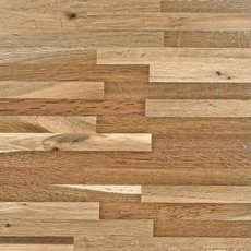 Fumed Oak Butcher Block Island 6ft.