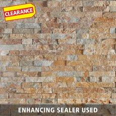 Clearance! Tahoe Limestone Panel Ledger
