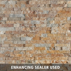 Tahoe Limestone Panel Ledger
