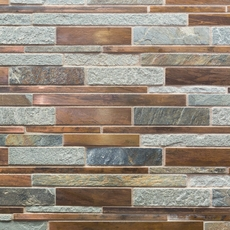 Copper Canyon Metallic Mosaic